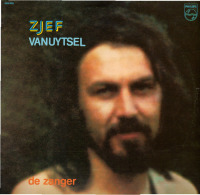 * LP *  ZJEF VANUYTSEL - DE ZANGER - Vinyl-Schallplatten