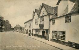 Royaume-Uni - Angleterre - Essex  ? - Quaint Corners York , Old Black , Swan Inn - Raphaël Tuck & Sons - état - Autres