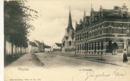 Meise / Meysse - La Chaussée -190?  ( Verso Zien ) - Meise