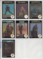 Assortment Of 12 Trading Cards - Forgotten Realms, Dragonlance, AD&D, Spelljammer, Ravenloft, Greyhawk - Trading Cards