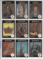 Assortment Of 16 Trading Cards - Forgotten Realms, Dragonlance, AD&D, Spelljammer, Ravenloft, Greyhawk - Trading Cards