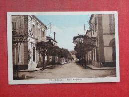 Algeria >  Medea  Rue Charpenay -      -------ref 1426 - Medea