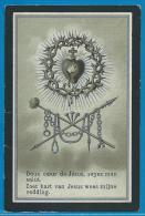 Bidprentje Van Octavie Ghyselinck - Wingene - 1830 - 1903 - Devotion Images