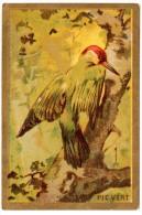 CHROMOS & IMAGES, IMAGES, - PIC VERT..., - Vieux Papiers