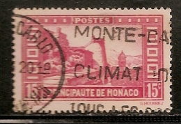 MONACO OBLITERE - Unclassified