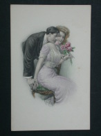 Ref3111 WA CPA D'un Couple, L'homme Empoignant La Femme - N°584 M.M. Vienne, M. Munk - Couples