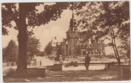 BELGIQUE,BELGIE,BELGIUM,B ELGIEN,NAMUR EN 1935,CITADELLE,CHATEAU,ta Cot,voiture,parc,2 Timbres - Belgique