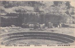 RUINES DE DELPHES - Grèce