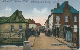 Wervik - Fransch Tolhuis - 1916 - Feldpost ( Verso Zien ) - Wervik