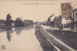 SAINT OUEN L'AUMONE LE CHEMIN DU HALAGE - Saint-Ouen-l'Aumône