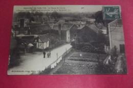 CP BRIOUZE La Vieille Ville Le Champ De Courses ( L Aviateur Grazzioli Effectuant Son Premier Vol Le 15 Septembre 1912 ? - Briouze