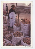 BOLIVIE -PAPAS -TBB-RECTO/ VERSO--E68 - Bolivia