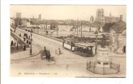 ORLEANS - LOIRET - VUE GENERALE - TRAMWAY - ATTELAGE - Orleans