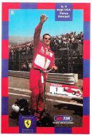[DC0496] CARTOLINEA - G.P. DEGLI U.S.A. - FORZA FERRARI - MICHAEL SCHUMACHER - Grand Prix / F1