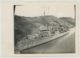 Bateau De Guerre. Années 30. - Boats