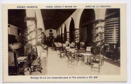 Espagne-JEREZ DE LA FRONTERA-Pedro DOMECQ-Vinos Conac Y Grand Vin-Bodega De La Luz Preparada The Ofrecido SS. MM .éd HMS - Espagne