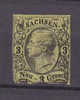 SACHSEN 11, Gestempelt - Saxe