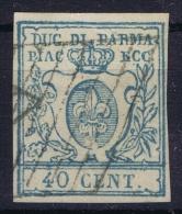 Italy Parma 1857 Sa 11, Mi. 11 - II Used, - Parma