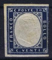 Italy  Sardegna  Sa  15E , Mi. 12  MNH/** Light Horizontal Fold. - Sardaigne