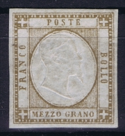 Italy  Napoli 1861 Sa  18 , Mi. 2 MNH/** - Neapel