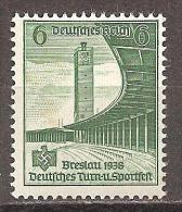 DR 1938 // Michel 666 ** 2.Wahl (4916) - Allemagne