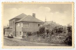 E3787  -  FOURON-LE-COMTE  -  Maison Communale - Voeren