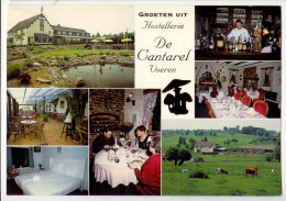 E3792  -  VOEREN  -  Hostellerie De Cantarel - Voeren