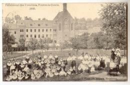 E3480  -  FOURON - LE -COMTE  -  Pensionnat Des Ursulines    *1908* - Voeren