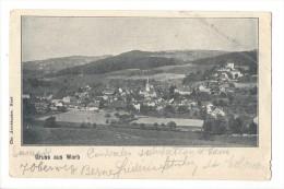 Gruss Aus Worb (état Moyen, Coin Cassé) - BE Berne