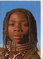 Afrique.. Fillette Huila - Other