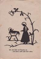 AK Weihnachten 1946 - Künstlerpostkarte Klara Groth  (7563) - Christmas