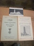 L'Écho De L'Ossuaire De Douaumont Et Des Champs De Bataille De Verdun - Magazines & Papers