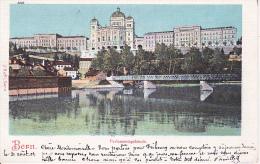 AK Bern - Parlamentsgebäude - 1902 (7581) - BE Berne