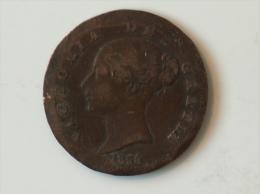 Grande-Bretagne 1 Penny 1854 - 1816-1901 : Frappes XIX° S.