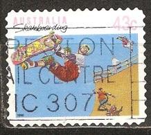 Australie - 1990 - Planche à Roulette - YT1190 Oblitéré - Skateboard
