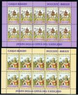 2014 - VATICAN - VATICANO - VATIKAN - D16 - MNH SET OF 20 STAMPS** - Vaticano