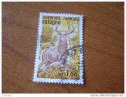 TIMBRE OBLITERE ET NETTOYE  YVERT N° 1725 - Frankreich