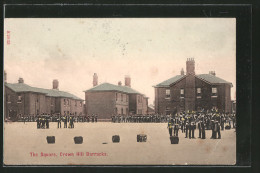 Pc Plymouth, The Square, Crown Hill Barracks - Unclassified