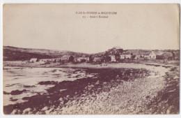 St. Pierre Et Miquelon - Anse à Ravenel, Fishing Hamlet, 1909, Nr. 13 Of A Series. - Saint-Pierre-et-Miquelon