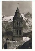 CPSM - 05 - Env. De La Grave - Clocher De Pierres Et Eglise Des Terrasses - La Meije - - Autres Communes