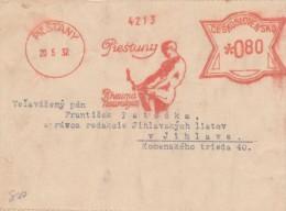 I6629 - Czechoslovakia (1932) Piestany: Piestany, Rheuma, Neuralgia (Spa) - Hydrotherapy