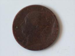 Grande-Bretagne 1 Farthing 1843 - B. 1 Farthing