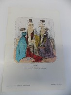 Affiche Caricature Satire - Theatre Theaterfitten - Illustr. Grévin - Unclassified