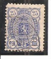 Finlandia-Finland Nº Yvert  32 (A) (usado) (o) - 1856-1917 Administration Russe