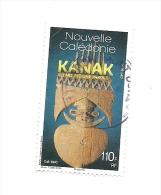 Nouveauté: Kanak  Trés Beau Cachet  (100) - Oblitérés