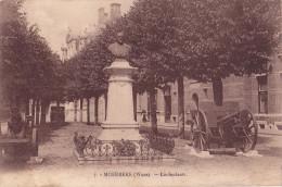 MOERBEKE-WAAS : Lindeplaats - Moerbeke-Waas