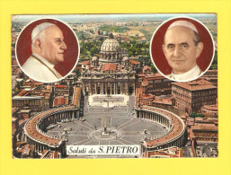 Postcard - Popes    (V 22654) - Popes