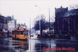 Tram Photo BLACKPOOL Corporation Tramways OMO Car 4 Tramcar One Man Operation - Trains