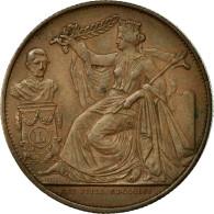 Monnaie, Belgique, 5 Centimes, 1856, SUP, Cuivre, KM:4 - 03. 5 Céntimos