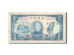 [#41175] Chine, Bank Of Taiwan, 1000 Yuan Type 1947-1949, 1948, Pick 1943 - Taiwan